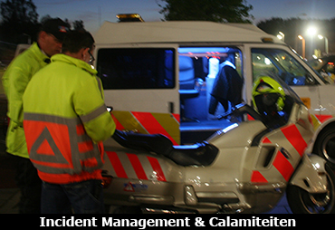 Verkeersregelaar Communicatie Unit Incident Management